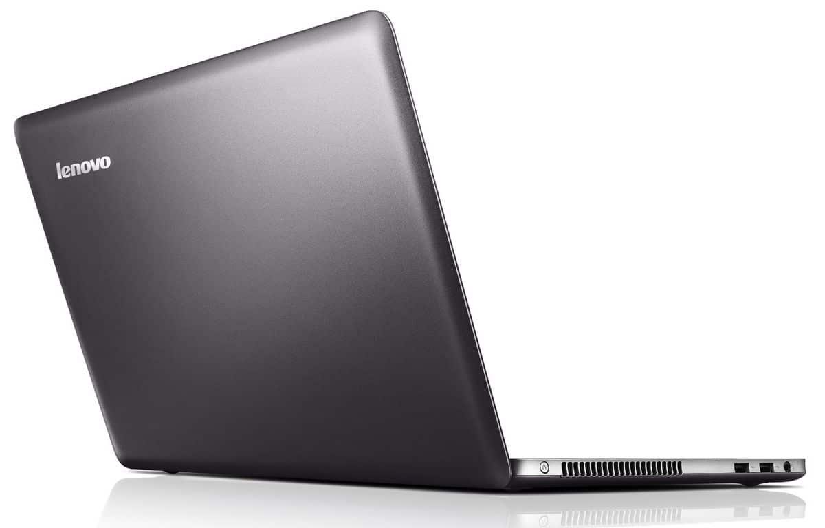 """<span class=""""toptagtitre""""><del>Promo 399€ ! </span>Lenovo Ideapad U410 Touch, Ultrabook 14"""" tactile à 499€ : Core i3 Ivy Bridge, 710M, 500 Go</del>"""