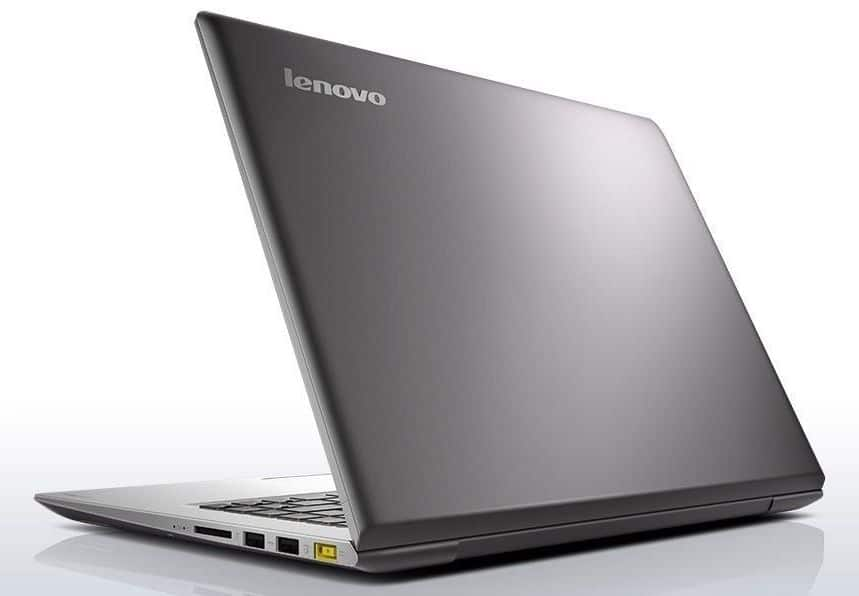 "<span class=""toptagtitre"">Soldes 499€ ! </span>Lenovo IdeaPad U430 Touch, un 14"" tactile Full HD à 899€</del>"