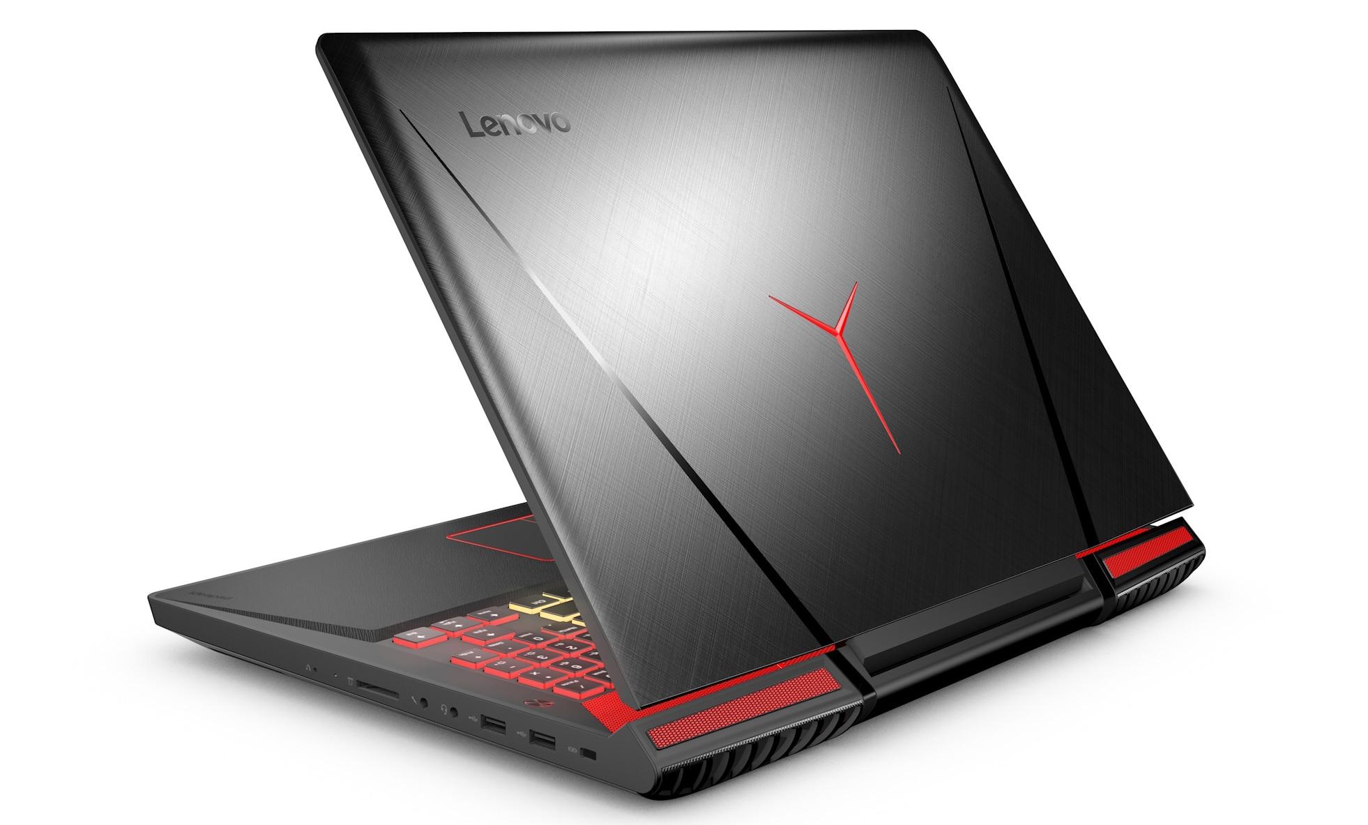 """<span class=""""tagtitre"""">CES 2016 - </span>Lenovo s'attaque au marché gamer avec l'IdeaPad Y900..."""