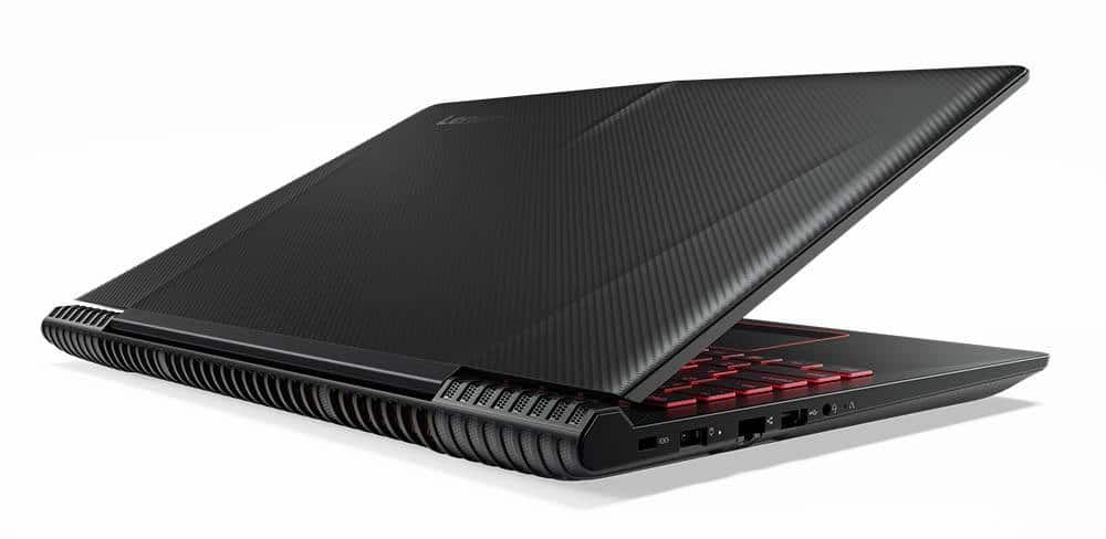 "<span class=""tagtitre"">CES 2017 - </span>Lenovo Legion Y520/Y720, PC portables gamer Pascal, Kaby Lake, VR"