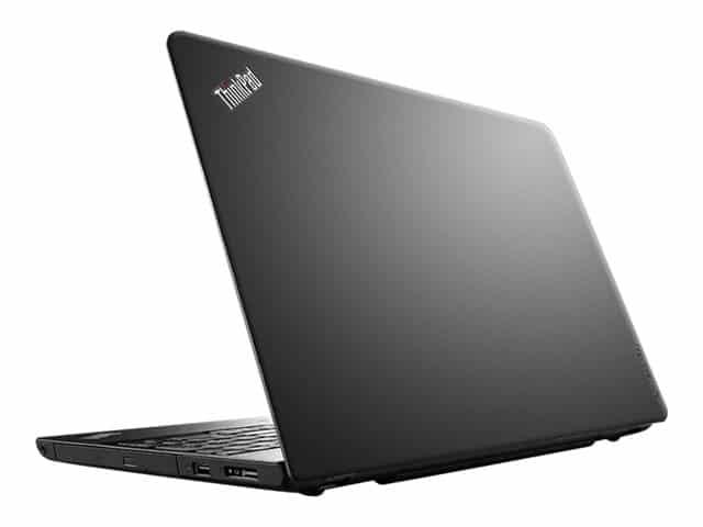 Lenovo ThinkPad Edge E550, PC portable 15 pouces Full HD mat à 949€