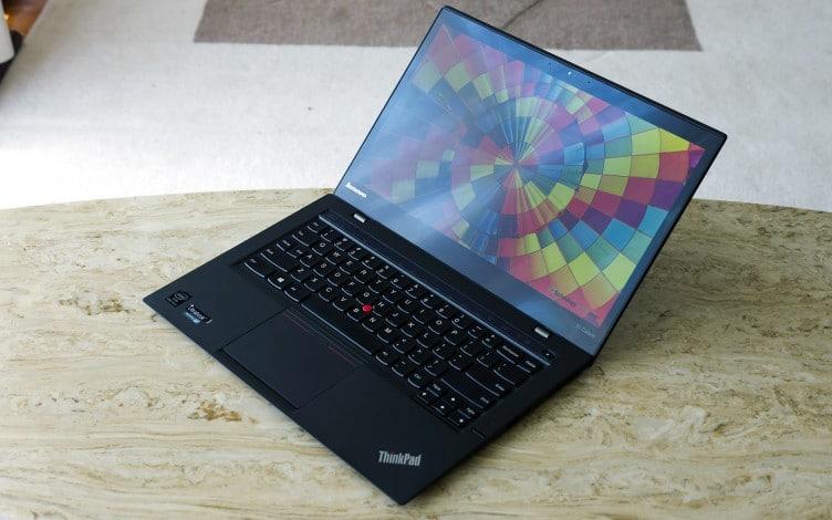 Revue de presse des tests publiés sur le Web (Lenovo ThinkPad X1 Carbon Touch Quad HD)