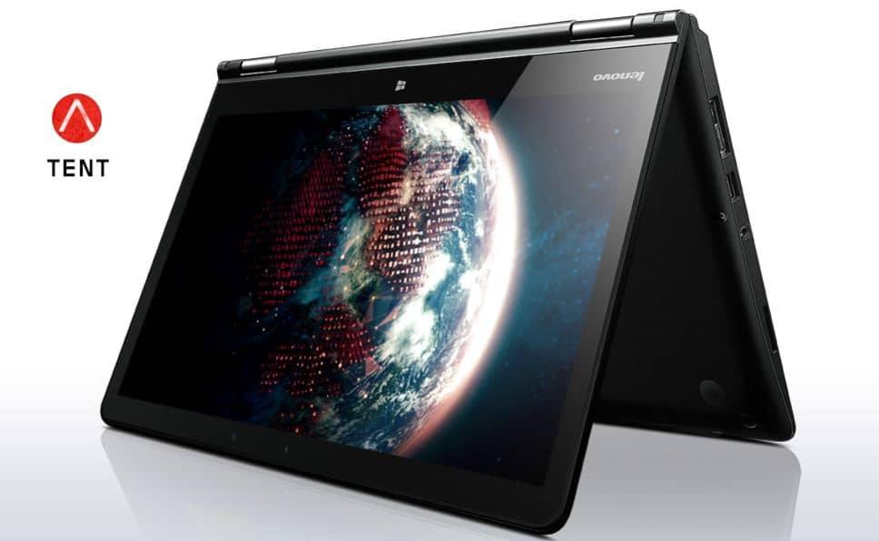 Revue de presse des tests publiés sur le Web (Lenovo ThinkPad Yoga 14)