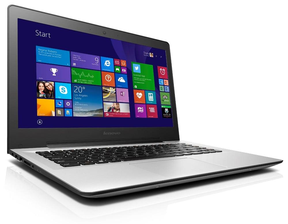Lenovo U41-70 à 549 euros, Ultrabook de 14 pouces