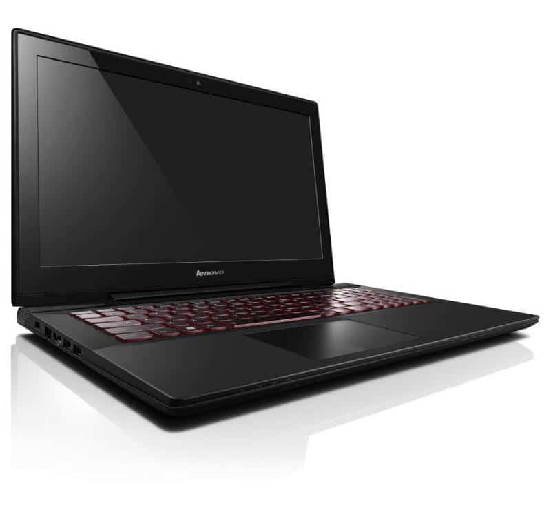 Lenovo Y50-70 59445984, PC 15 pouces joueur IPS 960M Quad i7 promo 1049€