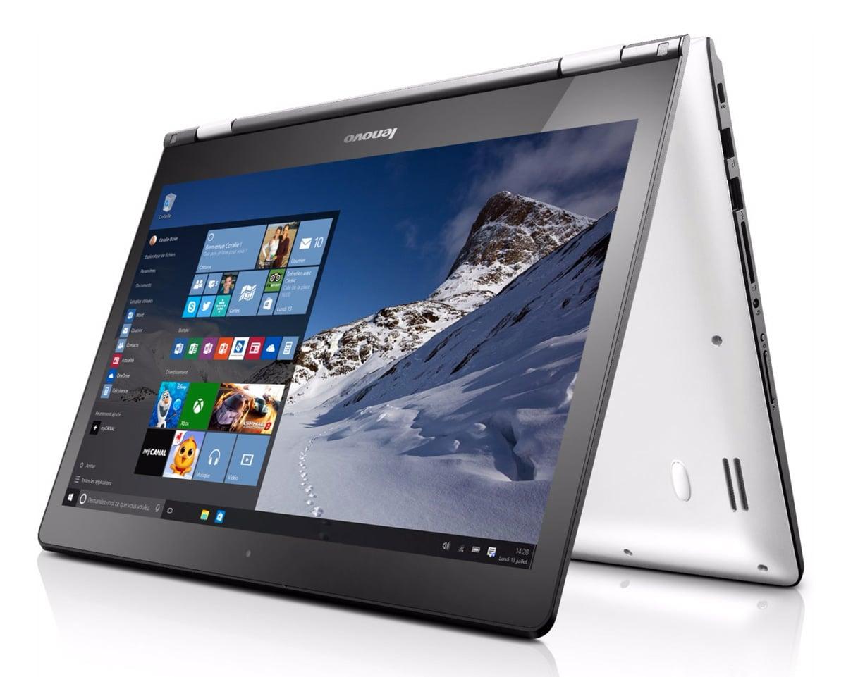 "<span class=""tagtitre"">Promo 449€ - </span>Lenovo YOGA 500-14, PC 14 pouces Full HD tactile/Tablette i3 920M"