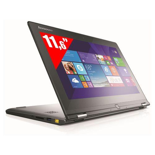 "<span class=""toptagtitre"">Promo 379€ ! </span>Lenovo Yoga 2, 11.6"" IPS tactile/Tablette avec Pentium Quad Core Bay Trail, 500 Go à 599€"