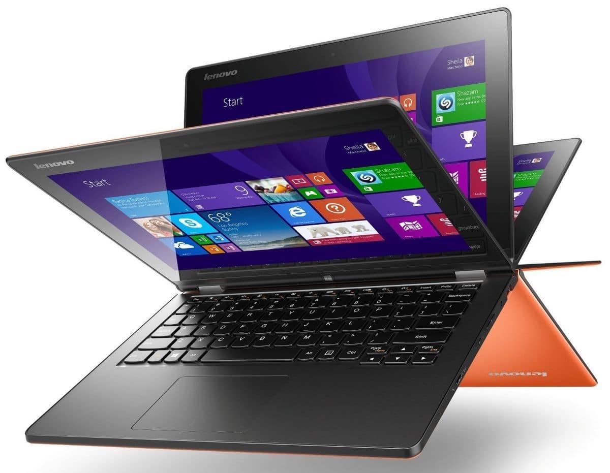 "<span class=""toptagtitre"">Promo 499€ ! </span>Lenovo Yoga 3, 14 pouces Full HD IPS tactile/Tablette polyvalent"