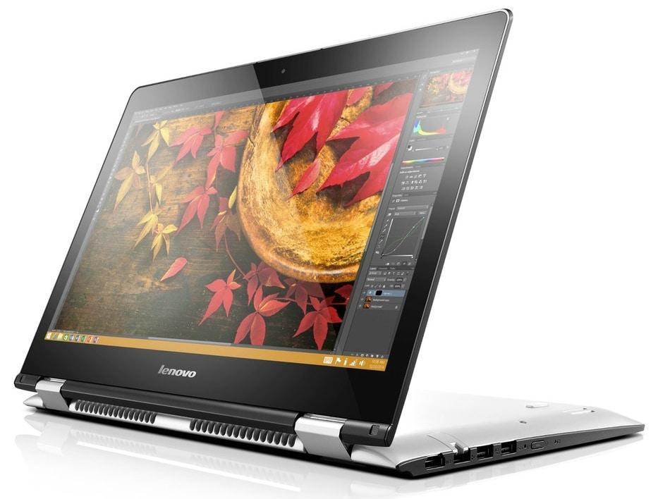 Lenovo Yoga 500 à 699€ (-TVA), PC portable 14 pouces tactile/Tablette polyvalent