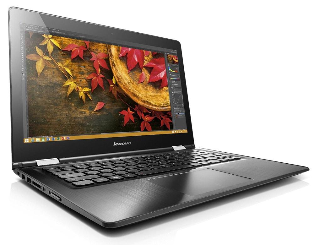 Lenovo Yoga 500 à 519€, PC portable 14 pouces tactile/Tablette