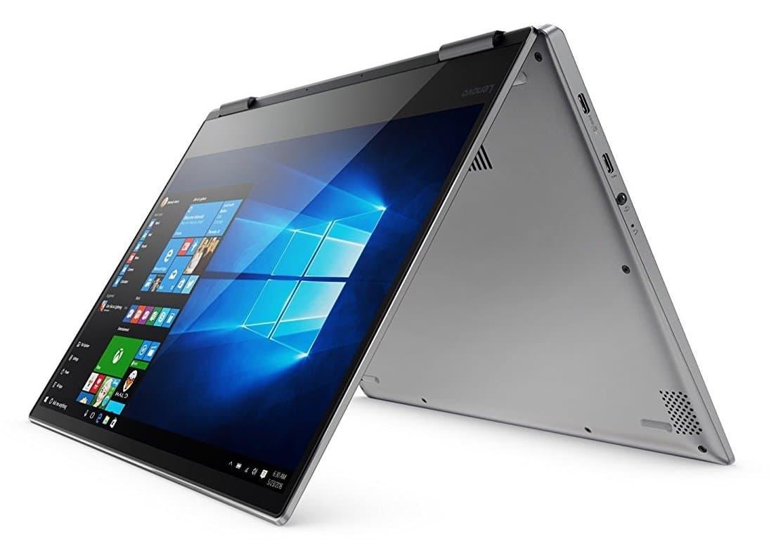 Lenovo Yoga 720-13IKB, ultrabook 13 pouces tab 16Go IPS i7 Kaby SSD à 1467€