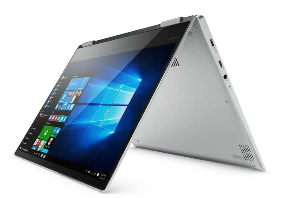Lenovo Yoga 720-13IKB, ultrabook 13 pouces tablette Full IPS i5 Kaby SSD à 949€