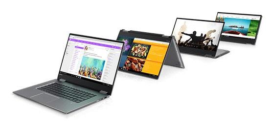 Revue de presse des tests publiés sur le Web (Lenovo Yoga 720-15IKB)