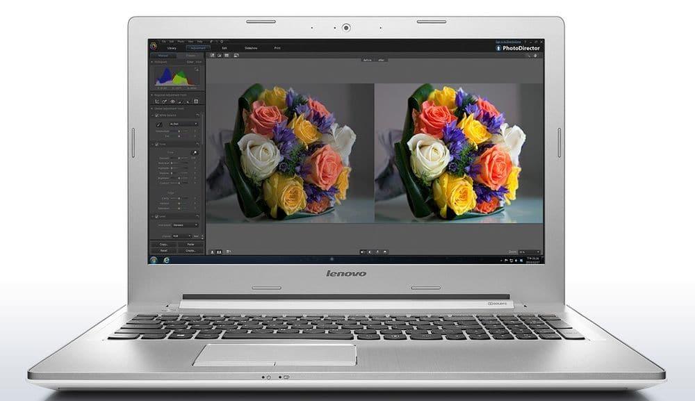 Lenovo Z50-70 vente flash 449€ (TVA remboursée), PC portable 15 pouces Full HD