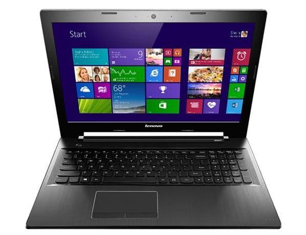 Lenovo Z50-75 à 499€, PC portable 15 pouces Full HD polyvalent