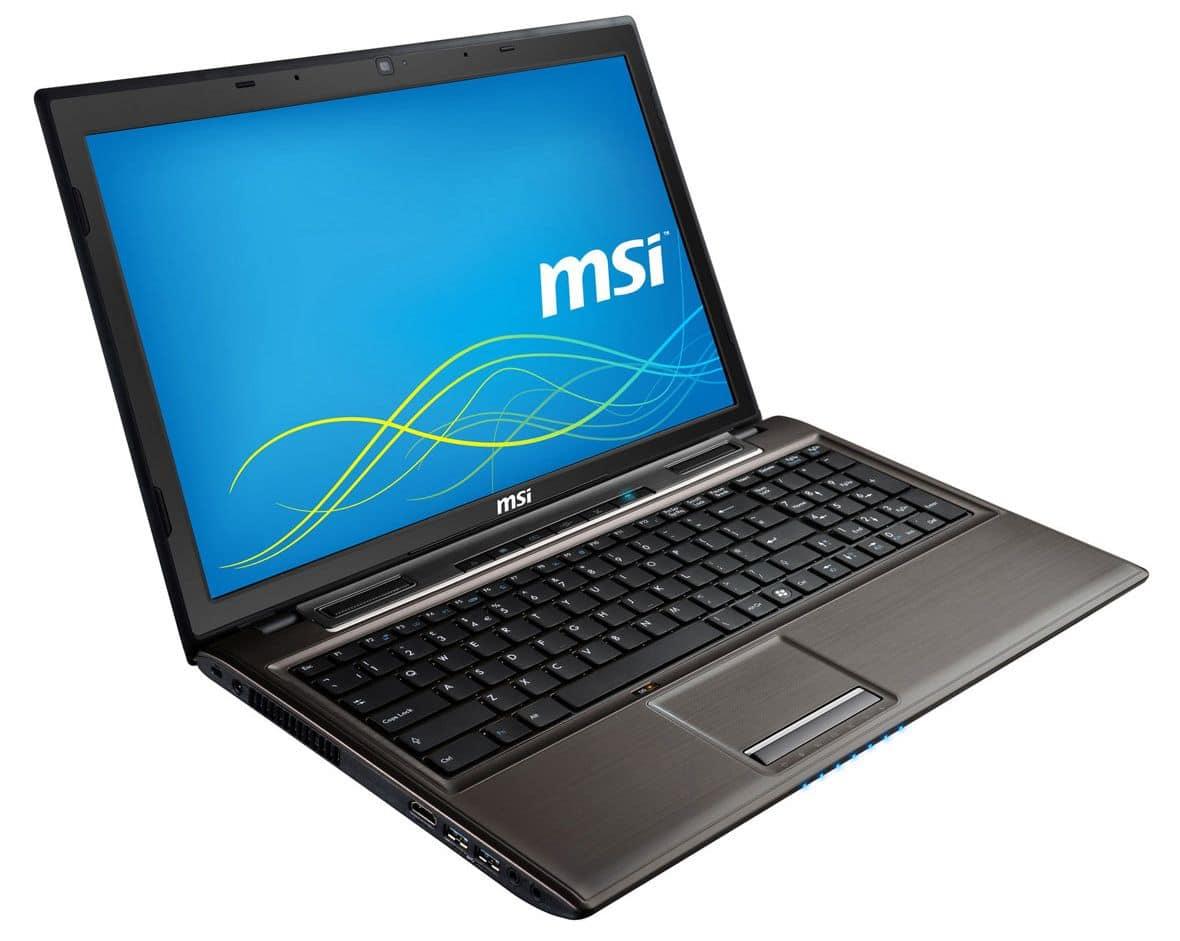 msi cx61 2qf 1609x 599 pc portable 15 pouces mat polyvalent laptopspirit. Black Bedroom Furniture Sets. Home Design Ideas