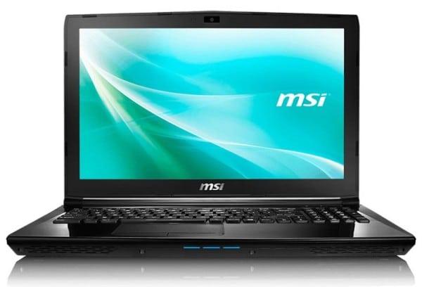 MSI CX62 6QD-249X à 529€, PC portable 15 pouces mat Core i3-6100H 940M