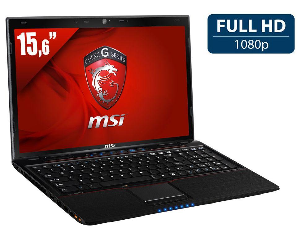 "<span class=""toptagtitre""><del datetime=""2013-06-30T06:34:45+00:00"">Soldes 809€ ! </span>MSI GE60 0ND-653, 15.6"" Full HD mat : GTX 660M, 750 Go 7200tr, Core i5 Ivy Bridge</del>"