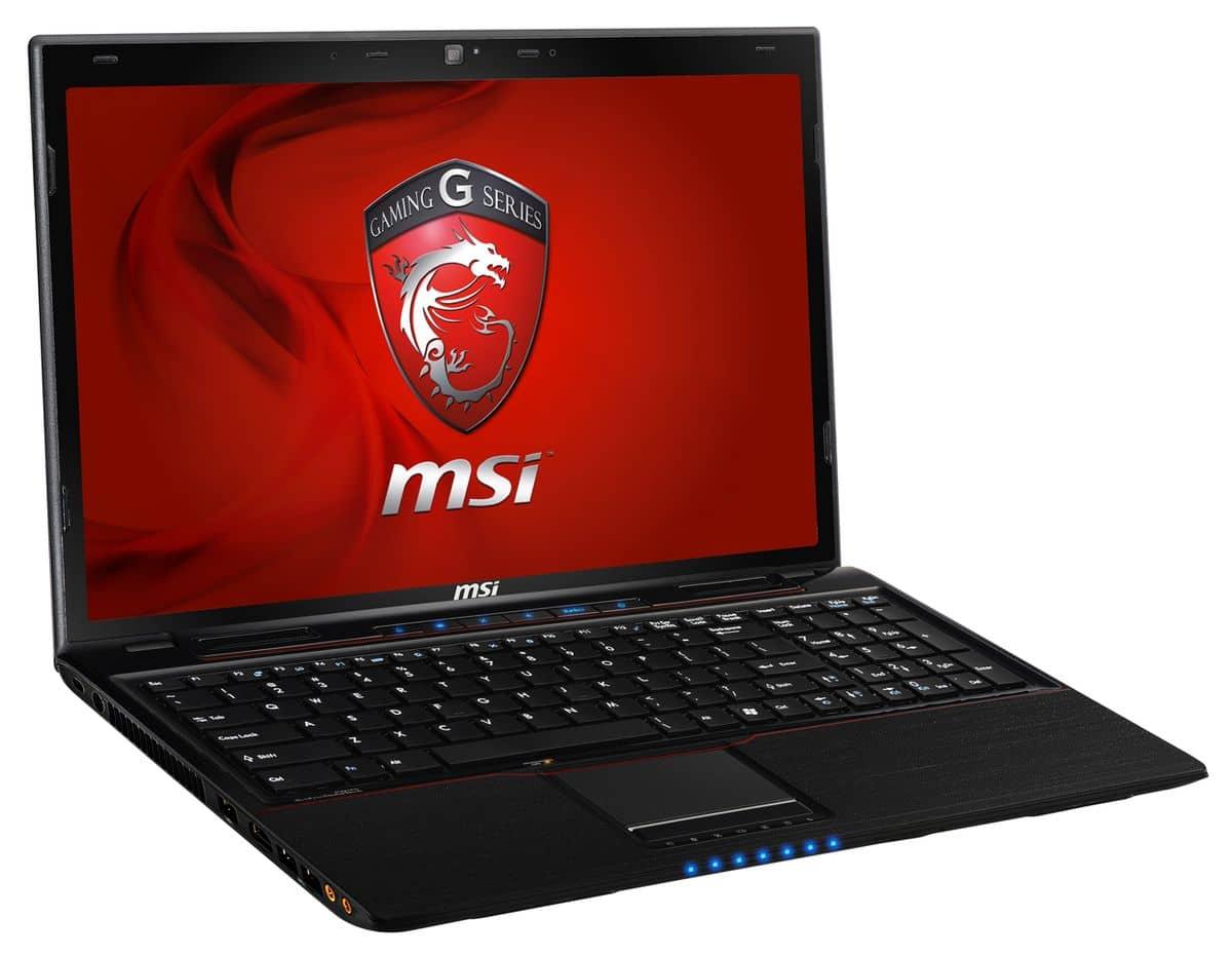 "<span class=""toptagtitre"">Bon Plan747€ ! </span>MSI GE60 2OE-616, 15.6"" Full HD mat : GTX 765M, Core i5 Haswell, 8 Go, 750 Go 7200tr"