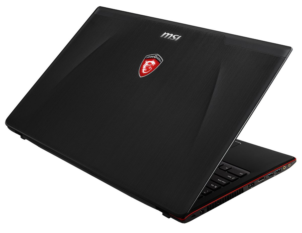 MSI GE60 2PE-851X, PC portable 15 pouces Full HD mat à 1039€