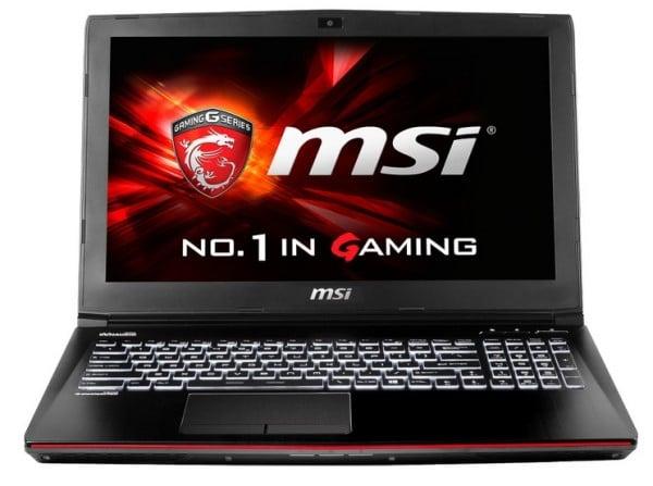 "<span class=""toptagtitre""><del>Promo 855€ ! </span>MSI GE62 2QC-643, PC portable 15 pouces joueurs Full HD mat IPS</del>"