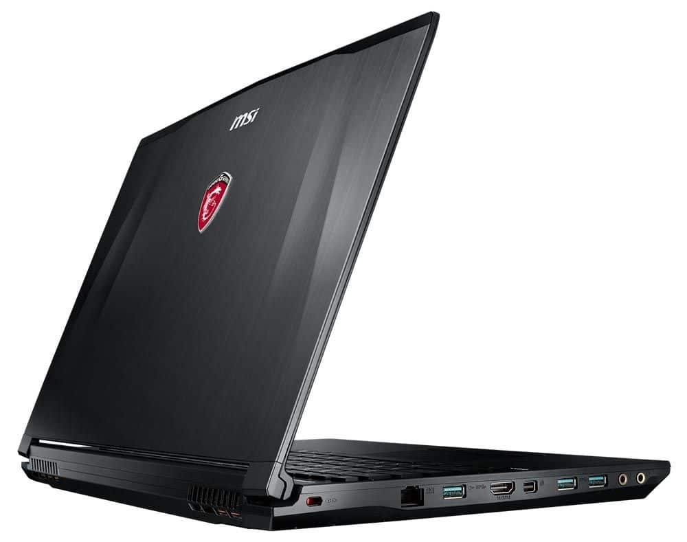 MSI GE62 2QF-422, PC portable 15 pouces Full HD mat IPS gamer à 1099€