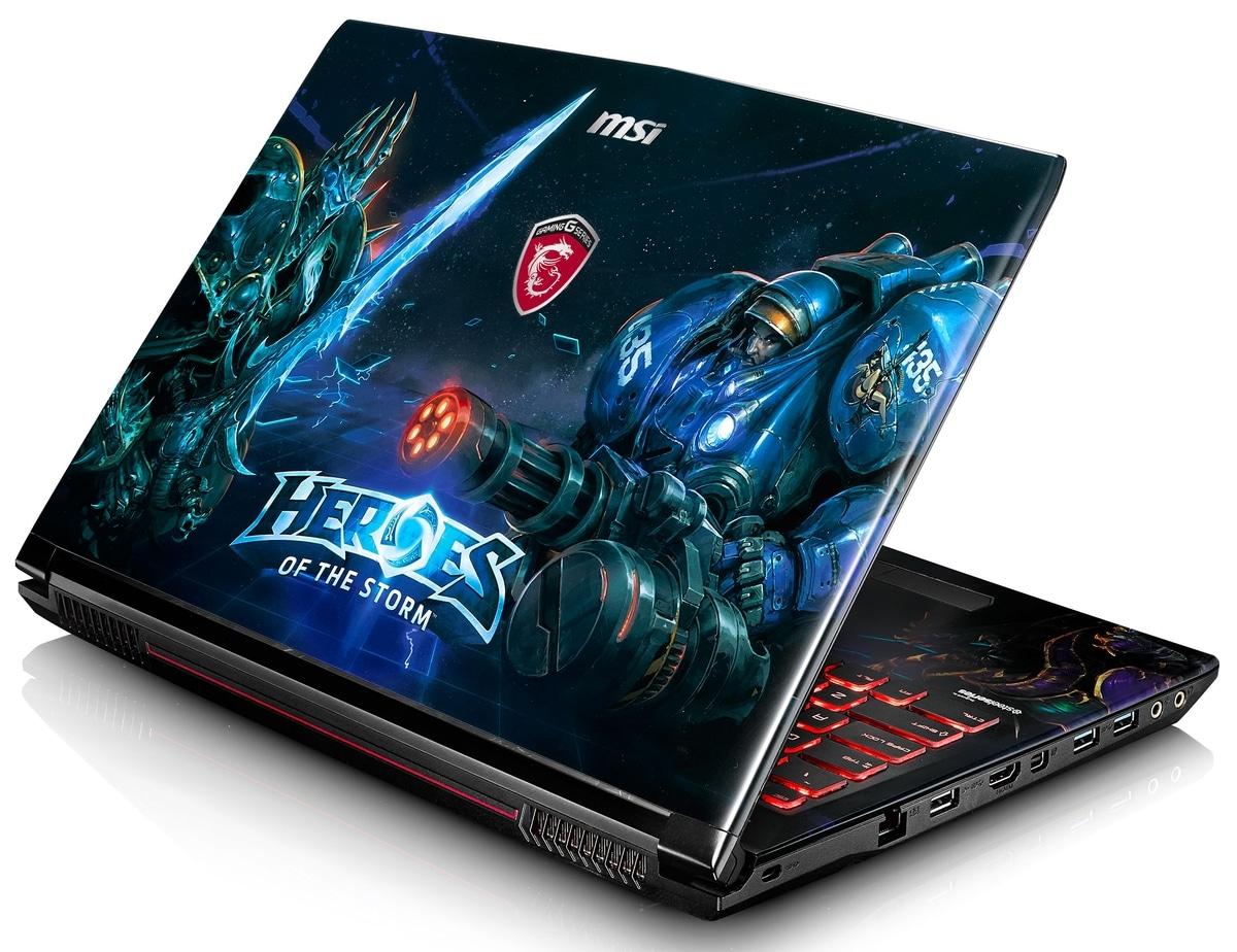 MSI GE62 6QF-085, PC portable 4K IPS Storm GTX 970M SSD i7 16 Go à 1499€