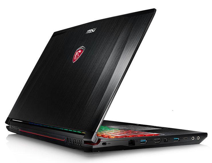 MSI GE62 6QF-243X, PC portable 15 pouces Full mat GTX 970M 8 Go Quad 999€