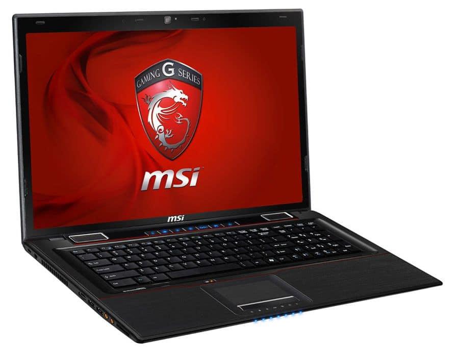"MSI GE70 0ND-416, 17.3"" Full HD mat : GTX 660M, Core i5 Ivy Bridge, 8 Go, 750 Go 7200tr à 979€"