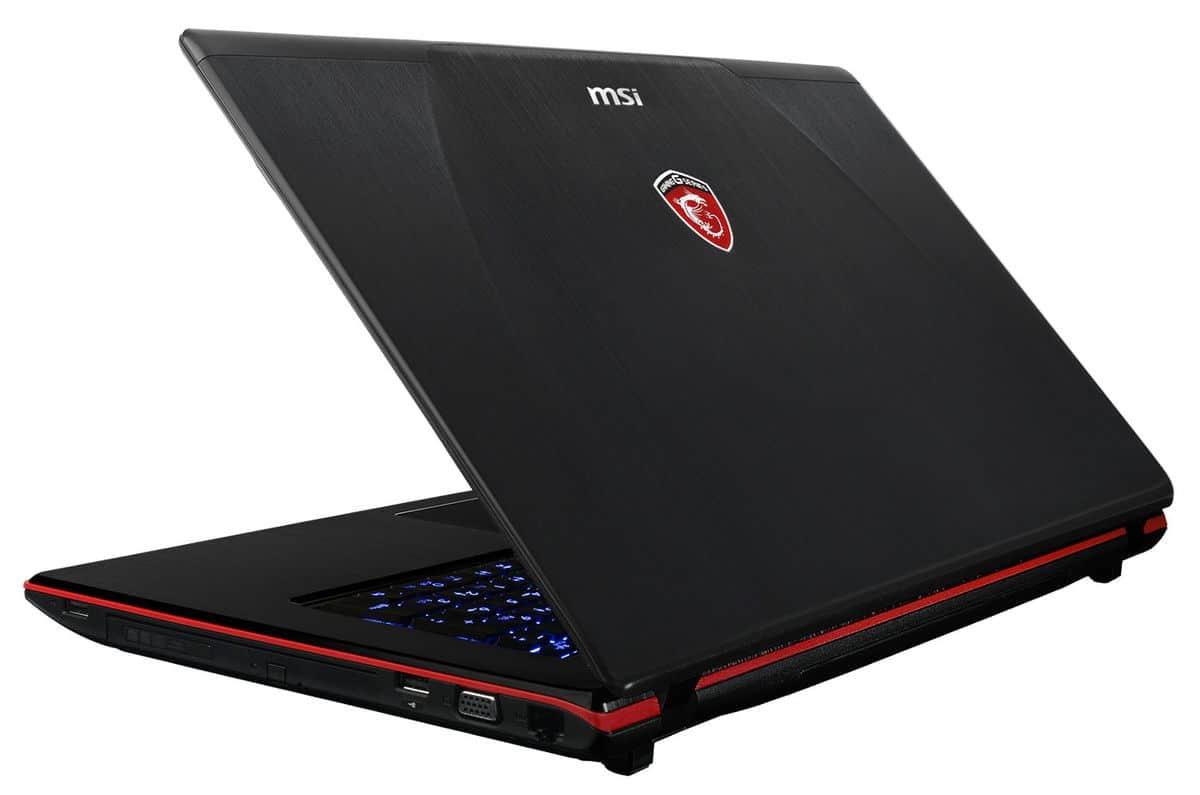 "<span class=""toptagtitre"">Promo 699€ ! </span>MSI GE70 2PE-206XFR Apache Pro à 849€, 17.3"" Full HD mat"