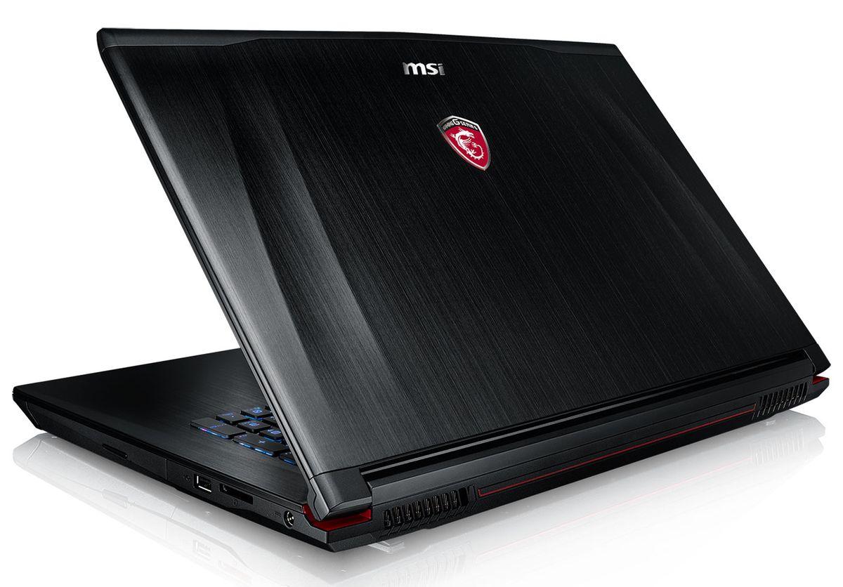 "<span class=""tagtitre"">Promo 1099€ - </span>MSI GE72 2QE-235, PC portable 17 pouces Full HD mat SSD gamer"