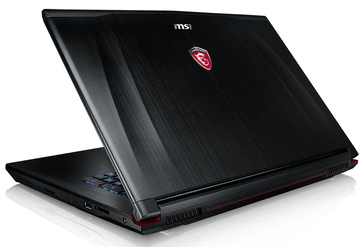MSI GE72 2QF-265X, PC portable 17 pouces Full IPS mat GTX 970M à 1049€