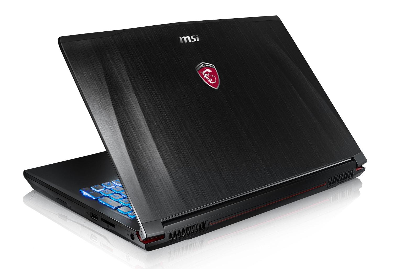 MSI GE72VR 6RF-237X, PC 17 pouces 120Hz GTX 1060 SSD512 (888€)