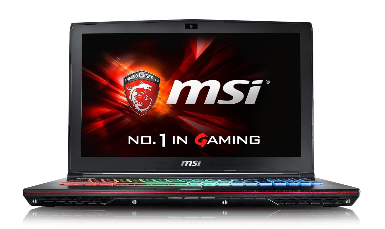 MSI GE72VR 7RF-426, PC portable 17 pouces 120Hz GTX1060 SSD 16Go à 1567€