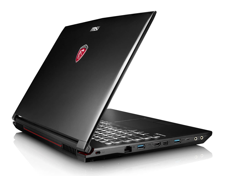 MSI GP62MVR 7RF-489, PC portable 15 pouces GTX 1060 SSD i7 promo 1239€