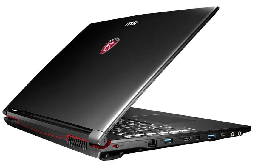 MSI GP62MVR 7RF-499X, Portable gamer 15 pouces GTX 1060 SSD (949€)