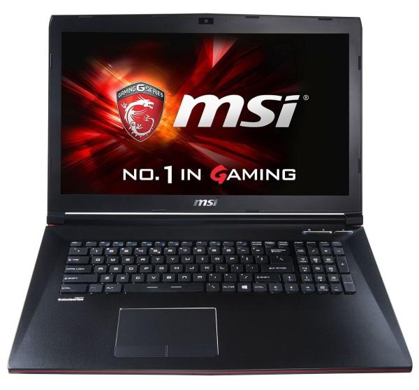 MSI GP72 2QD-018 3