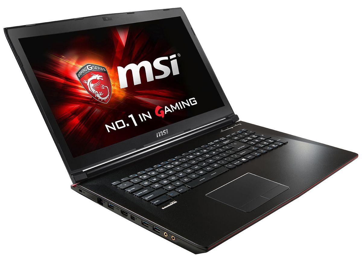 MSI GP72 2QD-209X en vente flash à 656€, PC portable 17 pouces Full HD
