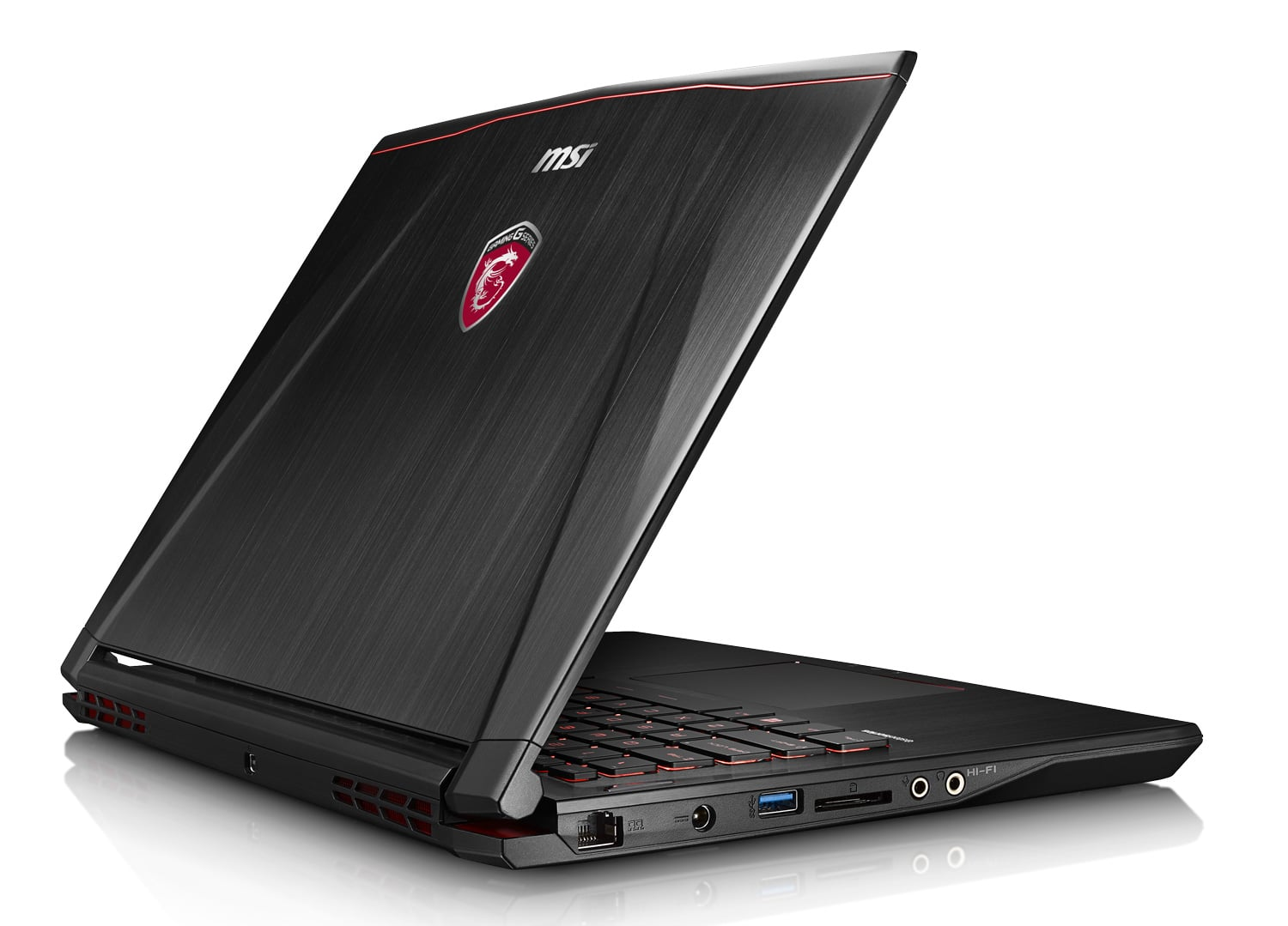 """MSI GS43VR 7RE-086, PC portable 14"""" IPS GTX 1060 Kaby SSD (1360€)"""