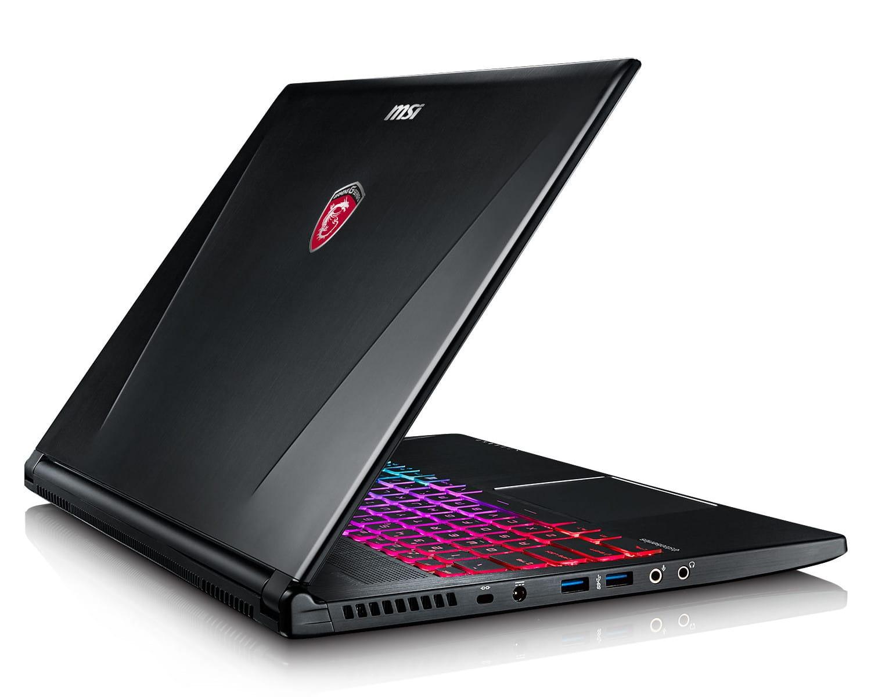 MSI GS60 6QE-455, Ultrabook 15 pouces 4K IPS 970M 16 Go SSD promo 1499€