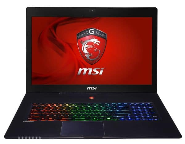 "MSI GS70 2OD-432XFR, 17.3"" Full HD mat sans OS à 899€ avec GTX 765M, Core i5 Haswell, 8 Go, 1 To 7200tr"