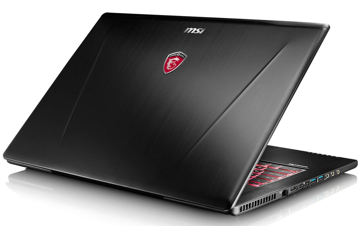 MSI GS72 6QE-439X, PC portable 17 pouces fin GTX 970M SSD256 i7 16Go 1199€