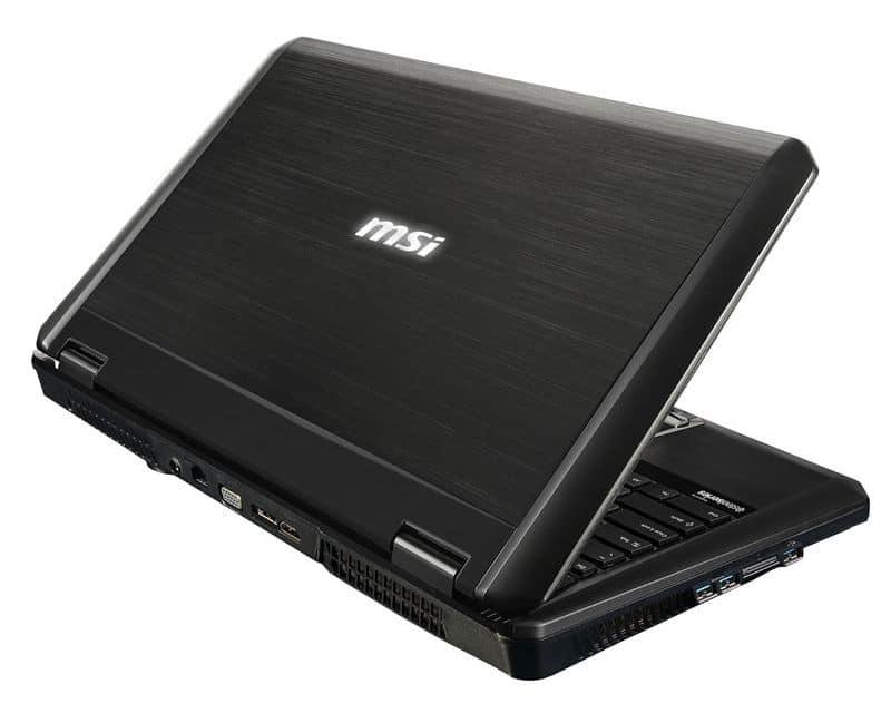 "MSI GT60 20C-035, 15.6"" Full HD mat : GTX 770M, Core i7 Haswell, 8 Go, SSD 128 Go+750 Go 7200tr, 1599€"