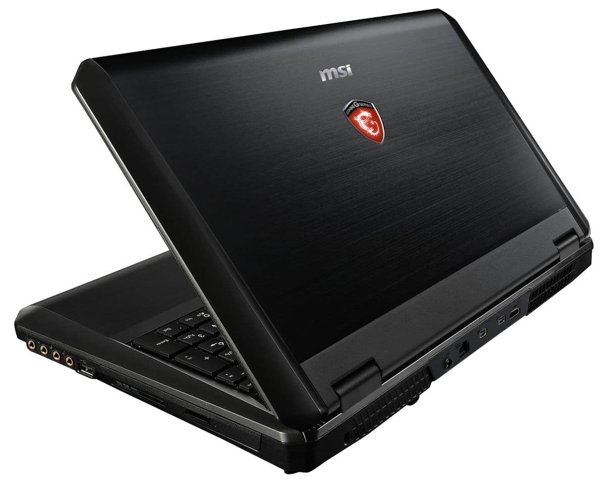 "MSI GT60 2QD-1077XFR Dominator, 15.6"" Full HD mat sans OS à 1269€ : GTX 970M, 16 Go, i7 Haswell, 1 To 7200tr"