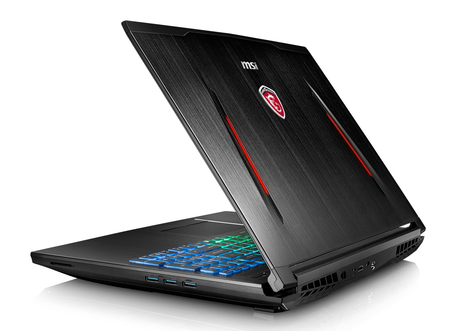 MSI GT62VR 6RD-097, PC portable 15 pouces IPS GTX 1070 SSD promo 1699€