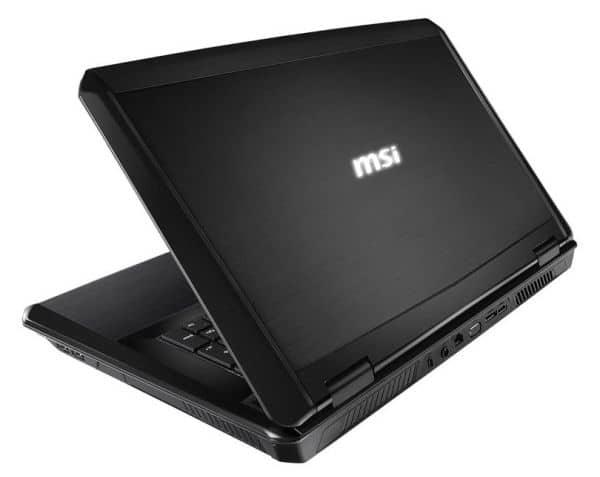 "MSI GT70 2OC-258, 17.3"" Full HD mat à 1699€ : GTX 770M, Core i7 Haswell, 8 Go, 1.5 To 7200tr"