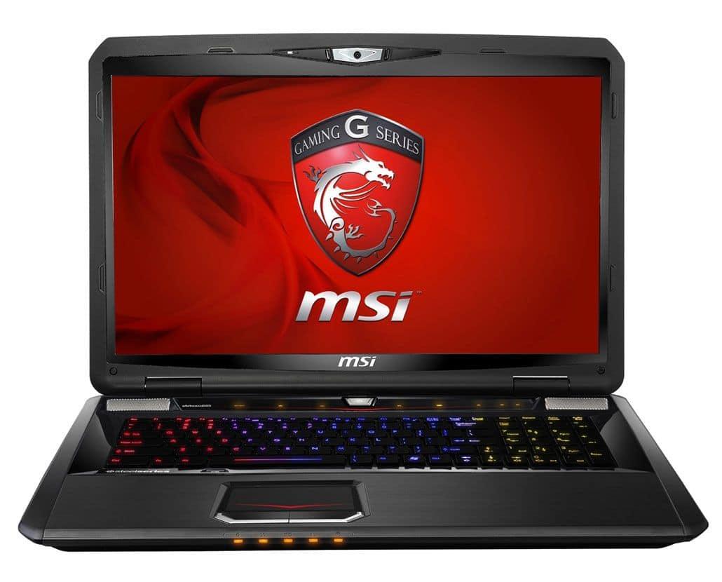 "<span class=""toptagtitre"">Promo 1149€ (+8 Go DDR3) ! </span>MSI GT70 2OC-430, 17.3"" Full HD mat sans OS: GTX 770M, i7 Haswell,8 Go,750 Go 7200tr, 1299€"