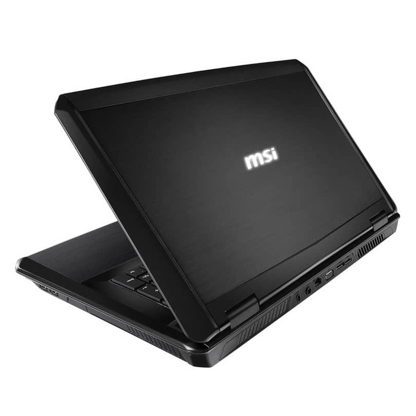 "MSI GT70 2OC-467, 17.3"" Full HD mat à 1299€ : GTX 770M, Core i7 Haswell, 8 Go, 1 To 7200tr + SSD 128 Go"