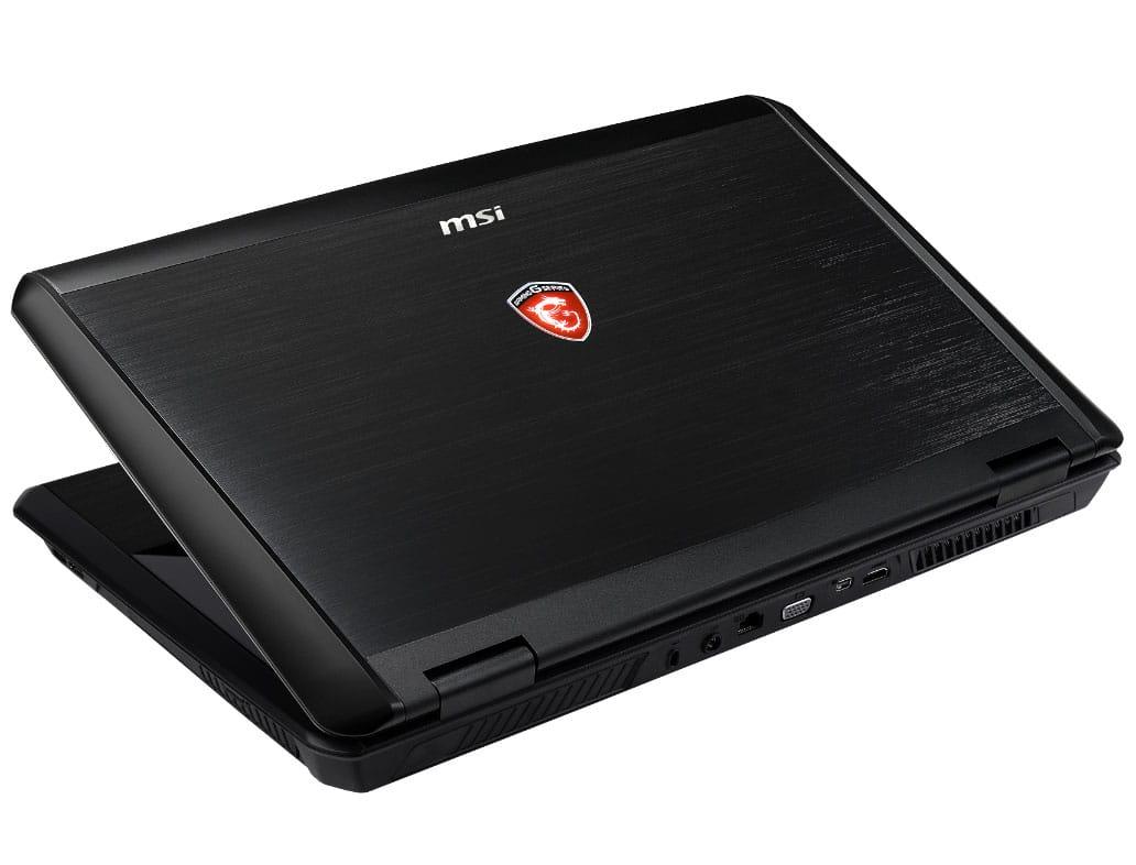 "MSI GT70 2PC-1235 Dominator, 17.3"" Full HD mat à 1449€ : GTX 870M, 16 Go, Core i7-4800MQ Haswell, 1 To 7200tr"