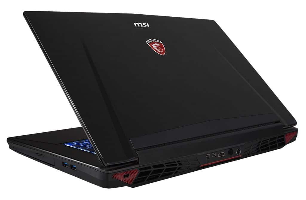 "<span class=""tagtitre"">Promo 1699€ - </span>MSI GT72 2QD-1453, PC portable 17 pouces Full HD mat G-Sync"